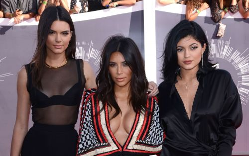 Kim Kardashian's Joke About Cropping Kylie Jenner Out On Instagram Is A Nod To Diddy