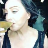We're Doing Glam With a Martini in Hand From Now On, Because Madonna Says So