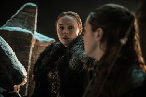 'Game Of Thrones' Season 8 Episode 3 Photos Reveal Scenes From The Battle Of Winterfell