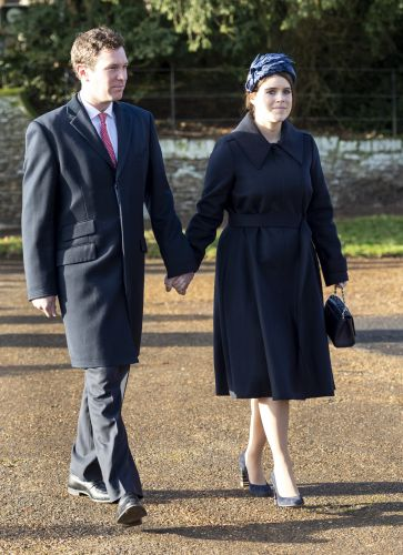 Princess Eugenie Is Pregnant & Her Announcement Is The Cutest Thing Ever