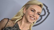 Julianne Hough Lived In Pain For Years Because Of Endometriosis