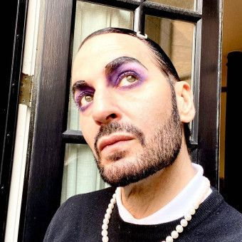 """Marc Jacobs on Why Lashes Are Like """"Jazz Hands"""" for Your Eyes"""