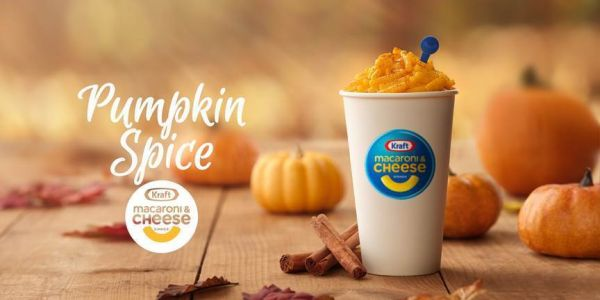 Kraft's Pumpkin Spice Mac & Cheese Giveaway Will Let You Try The Limited Edition Flavor