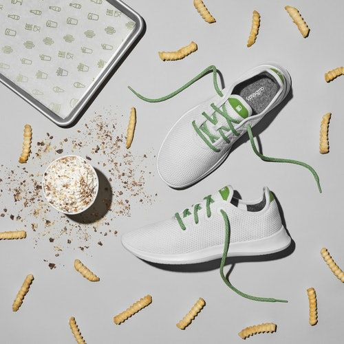 Allbirds x Shake Shack Sneakers Are Here To Satiate Your Sartorial Appetite