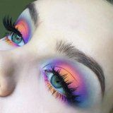 Sunset Eye Shadow Is Trending on Instagram- Just in Time For Summer