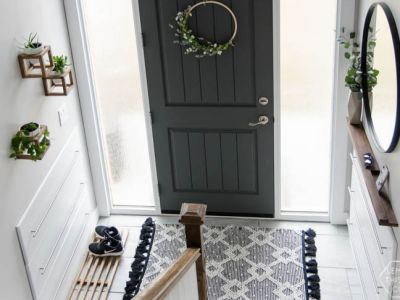 10 Stylish Entryways That Are Incredibly Functional, Too