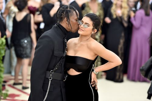 Travis Scott Flirted With Kylie Jenner On Instagram With The Cutest Comment