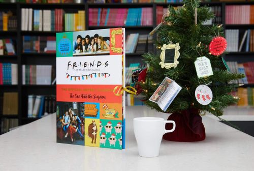 This 'Friends' Advent Calendar Is Filled With Keepsakes From The Show