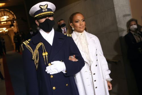 Jennifer Lopez's Inauguration 2021 Outfit Was The Ultimate Feminist Statement