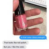 1 Woman Sent Her Boyfriend to Buy Makeup and the Results Were Too Funny