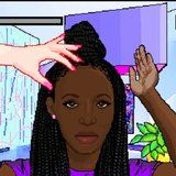 This Genius Video Game Is For Every Black Women Who's Tired of People Touching Her Hair