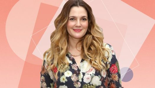 The Oh-So Easy Eyeliner Hack Drew Barrymore Loves For Widening Eyes