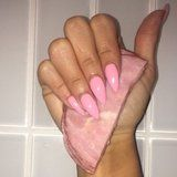 This Woman Who Uses Meat to Show Off Her Manicure Is All of Us Fronting on the 'Gram