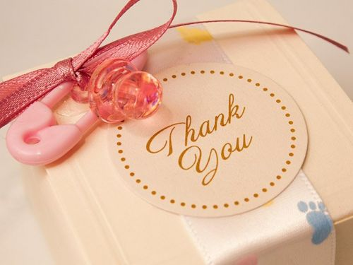 Baby Shower Thank You Wording: How to Write a Gracious Thank You Note