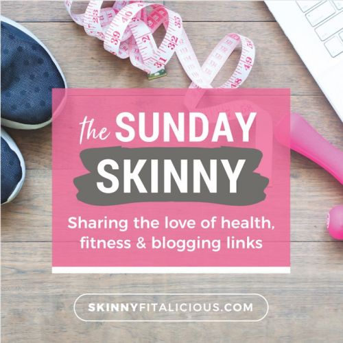 The Sunday Skinny 12/9/17