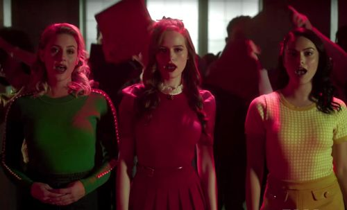 These 'Riverdale' Clips From The 'Heathers' Musical Episode Are Too Much To Handle