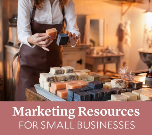 Marketing Resources for Small Businesses