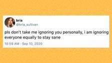18 Tweets That Speak To An Introvert's Core