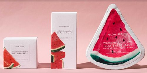 Glow Recipe's Watermelon Jelly Mask Is A Thirst-Quencher For Your Skin