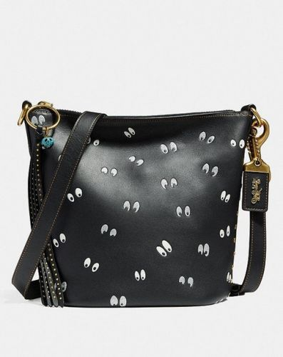 The Disney x Coach Collection 'A Dark Fairy Tale' Is For All The Goth Princesses