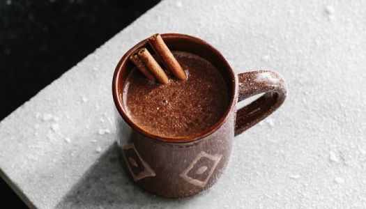 A Skin-Healthy Hot Chocolate We're Obsessed With Right Now - Grab A Mug