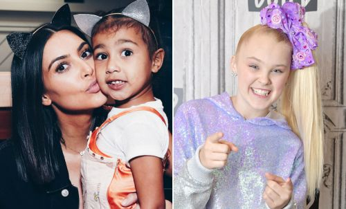 Are North West & Jojo Siwa Friends? They're Planning An Epic YouTube Collaboration