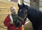 Veterans Conquer Depression with Equine Therapy