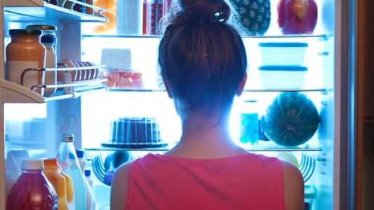 The Truth About Midnight Snacking