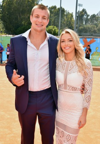 Camille Kostek's Reaction To Rob Gronkowski's Retirement Is Adorably Supportive