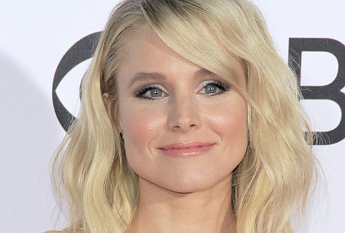 The Strange Face Mask Kristen Bell's Husband Caught Her Wearing Is a Major Wrinkle-Fighter