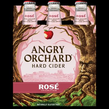 What Is Angry Orchard Rosé Hard Cider? It'll Be Your Go-To Summer Drink