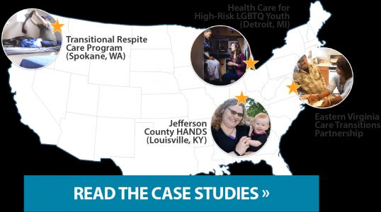An Inside Look at Partnerships between Community-Based Organizations and Health Care Providers