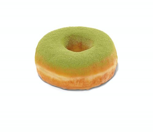 Dunkin's St. Patrick's Day 2021 Donut Is A Sweet Green Treat With A Matcha Twist