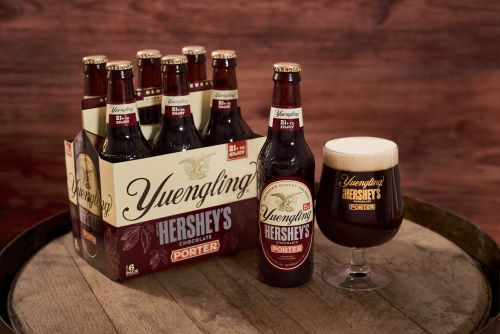 Here's Where To Get Yuengling Hershey's Chocolate Porter For A Sweet Take On A Classic