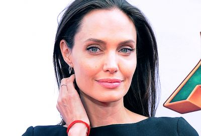 Angelina Jolie Suffers From a Condition That Causes One Side of Her Face to Droop