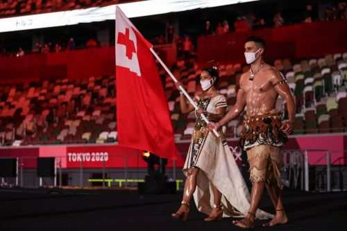 The 2021 Olympics Opening Ceremony Uniforms Get Better By The Country
