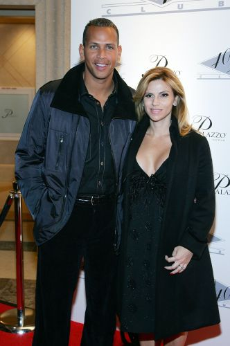 Alex Rodriguez Instagrammed A Reunion With Ex-Wife Cynthia Scurtis