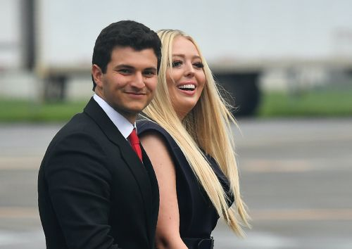Tiffany Trump's Engagement Announcement Is A Last Hurrah At The White House