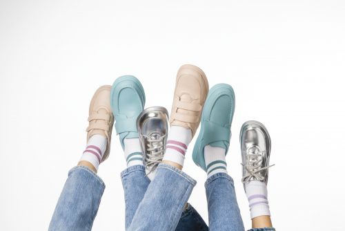 """Hush Puppies' Power Walkers Collection May Make """"Grandpa Sneakers"""" A Real Trend"""