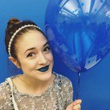 I Tried 4 Shades of Blue Lipstick So You Don't Have To
