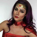 The Lasso of Truth Will Make You Admit You Love These Wonder Woman Makeup Looks