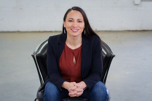 Who Is Sharice Davids? She Could Be The First Indigenous Woman In Congress - EXCLUSIVE
