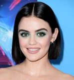 We Tried Lucy Hale's Green Eye Shadow and Felt Like Poison Ivy