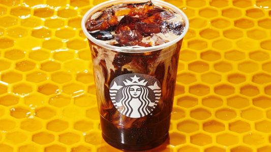 Here's How To Order A Honey Bee Cold Brew At Starbucks For A Sweet Twist