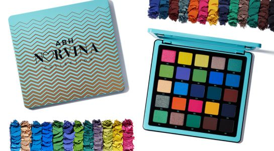 Where To Get The Norvina Pro Pigment Palette Vol. 2 For Bold, Bright Color