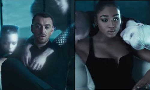 """Sam Smith & Normani's """"Dancing With A Stranger"""" Video Will Make Anywhere A Dance Floor"""