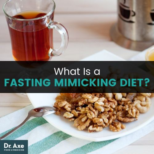 What Is a Fasting Mimicking Diet? FMD Diet Plan, Benefits & Downsides