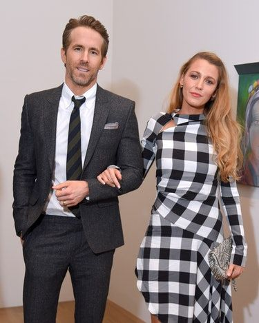 Blake Lively & Ryan Reynolds' Body Language At The 'Final Portrait' Premiere Is So Sweet