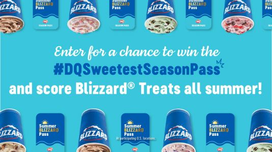 Here's How To Enter Dairy Queen's 2021 Sweetest Season Pass Sweepstakes For A $5K Gift Card