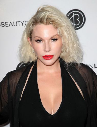 Joyce Bonelli Just Teased an Epic Glitter Face Mask From Her New Cosmetics Line